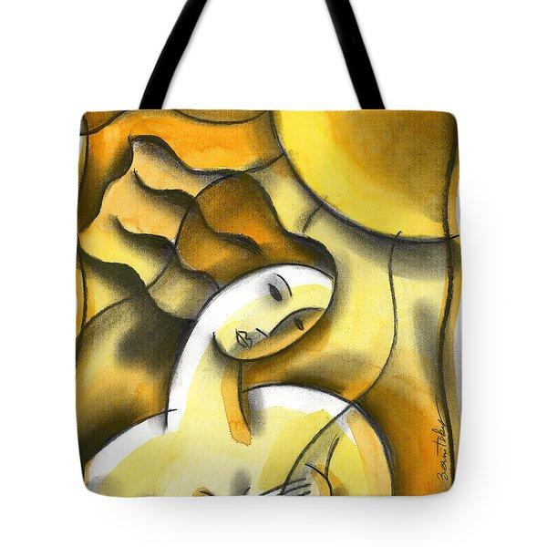 Female Health Tote Bag