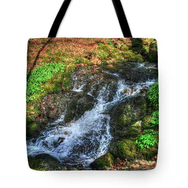 Tote Bag featuring the photograph Breath Deeply by Doc Braham