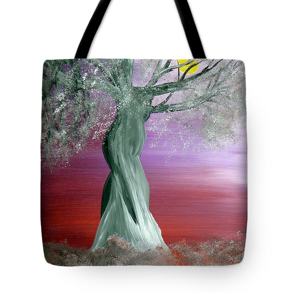 Breath Of Winter 2 Tote Bag by Alys Caviness-Gober