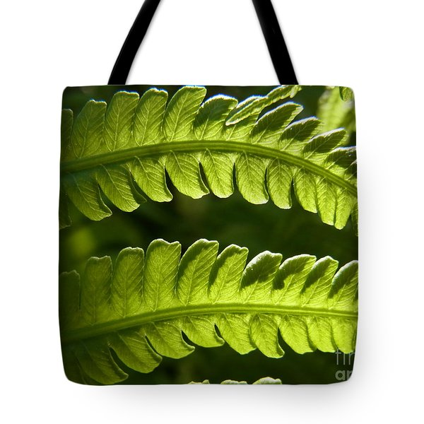Breathing Light Tote Bag by Agnieszka Ledwon