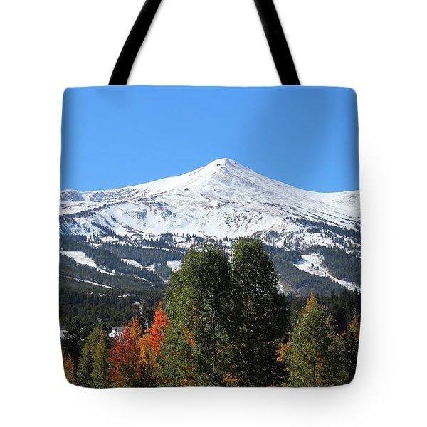 Breckenridge Colorado Tote Bag