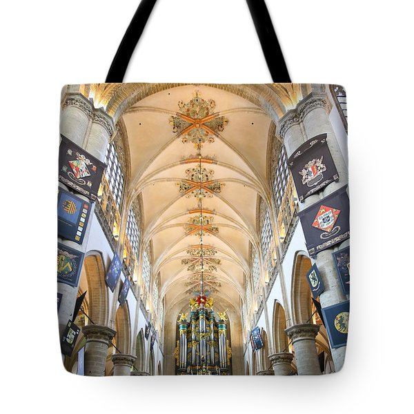 Breda Cathedral Tote Bag