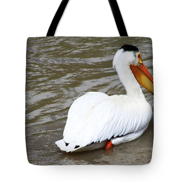 Tote Bag featuring the photograph Breeding Plumage by Alyce Taylor