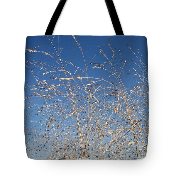 Tote Bag featuring the photograph Breeze by Sara  Raber
