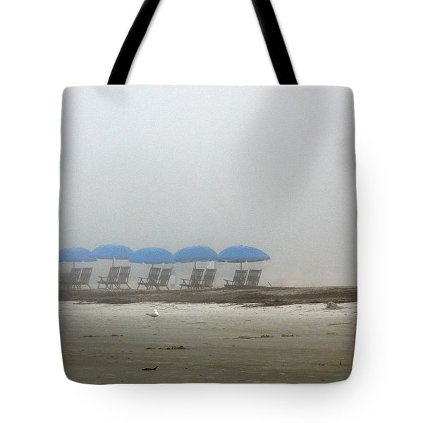 'brella Pattern Tote Bag by Kay Lovingood