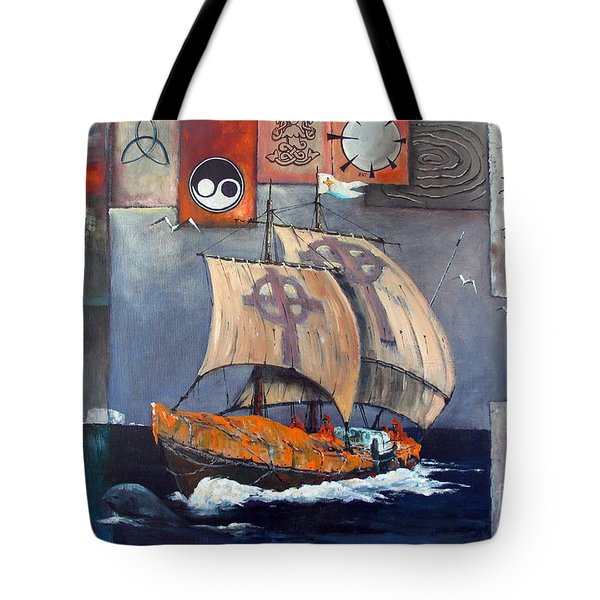 Brendan Voyage Tote Bag