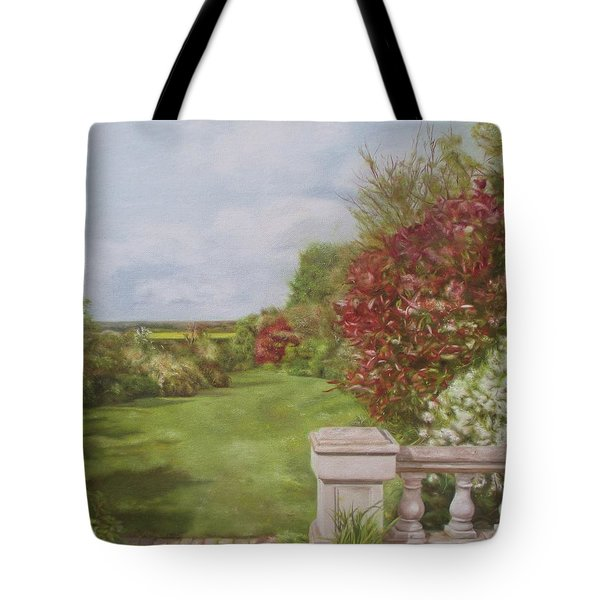 Brewers Garden Tote Bag