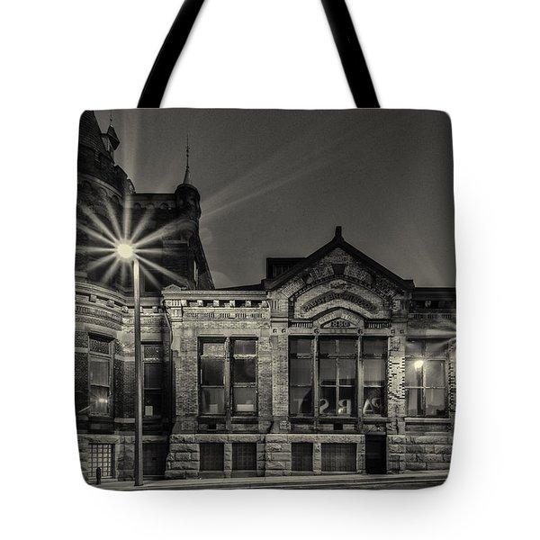 Brewhouse 1880 Tote Bag