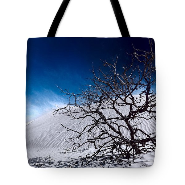 Brewing Sand Storm Tote Bag