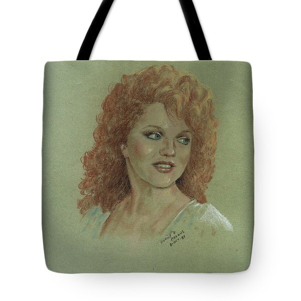 Kentucky Beauty Tote Bag