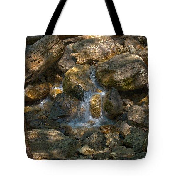 Bridalveil Creek I Tote Bag