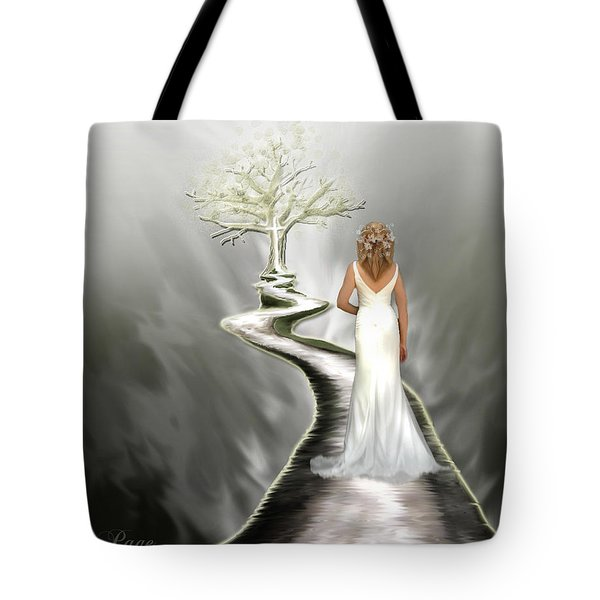 Bride Of Christ Tote Bag