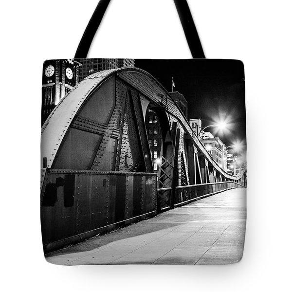 Bridge Arches Tote Bag by Melinda Ledsome
