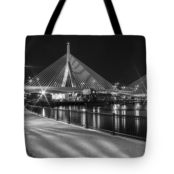 Bridge In Boston Tote Bag