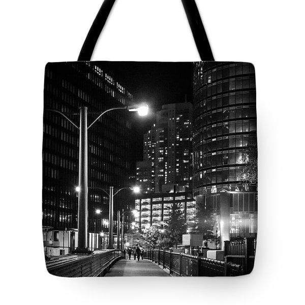 Long Walk Home Tote Bag by Melinda Ledsome
