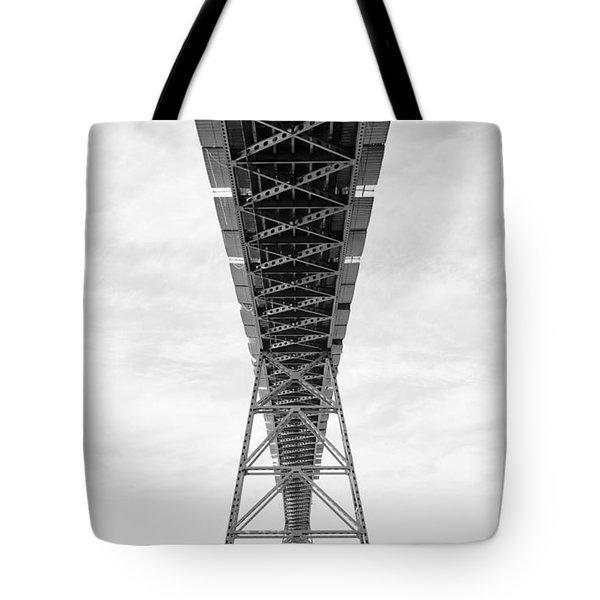 Bridge Span Tote Bag