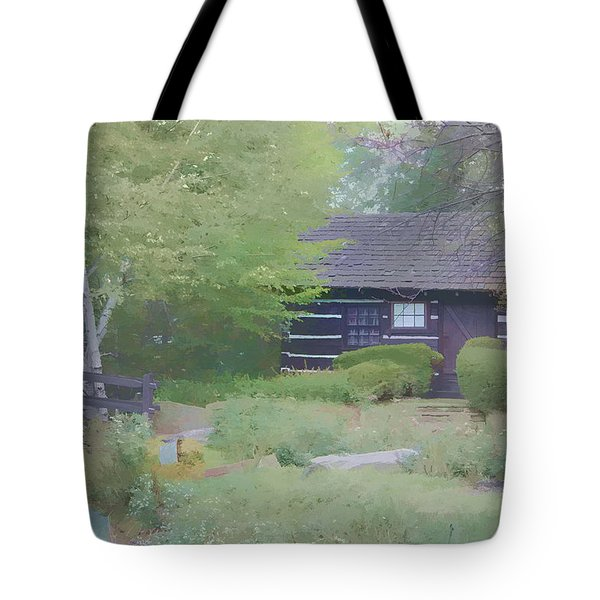 Bridge To Harmony Tote Bag