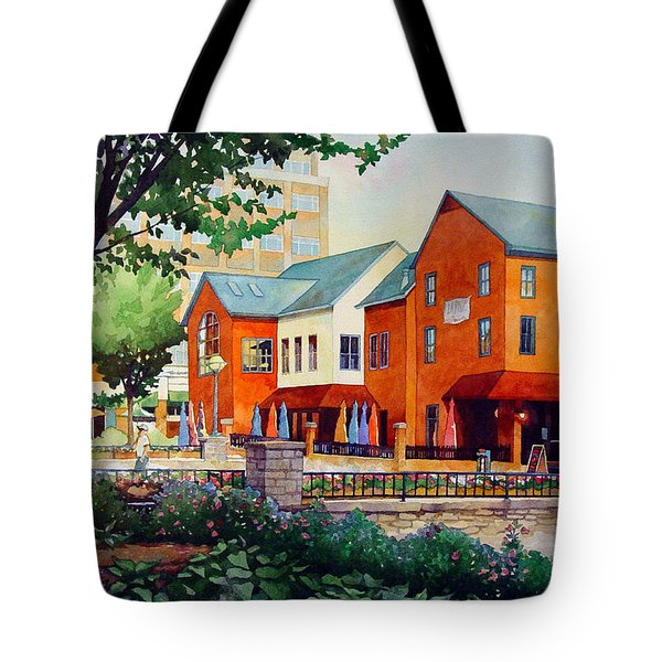 Bridge To Margarita Tote Bag