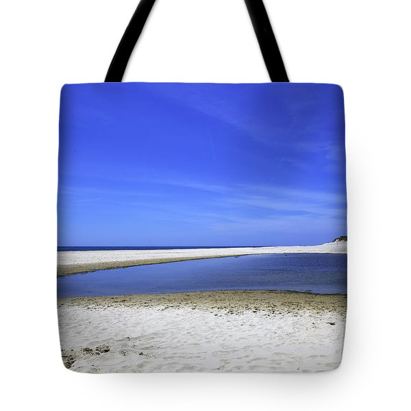Bridgehampton Sky Tote Bag