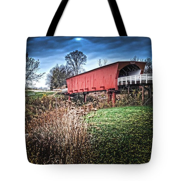 Bridges Of Madison County Tote Bag