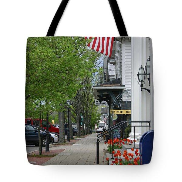 Bridgewater Ma Tote Bag