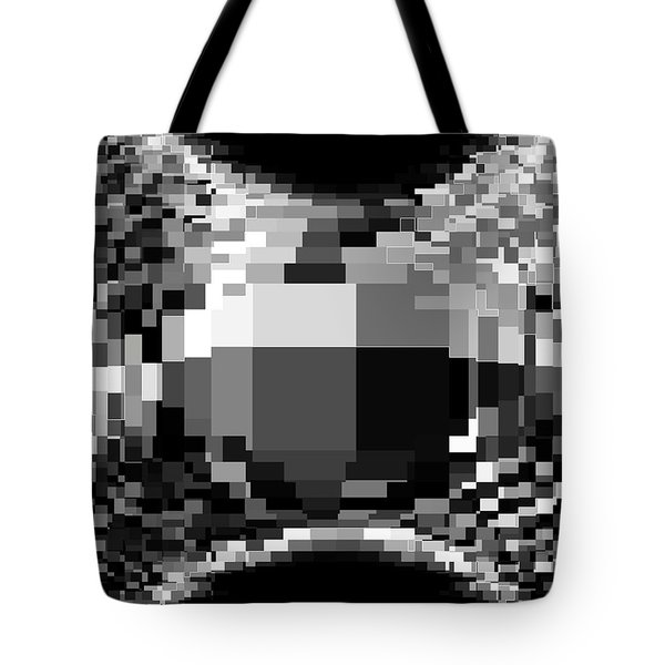 Bridging The Gap 2 Tote Bag by Will Borden
