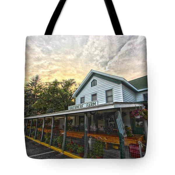 Briermere Farm Tote Bag