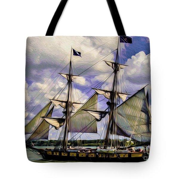 Brig Niagara IIi Tote Bag
