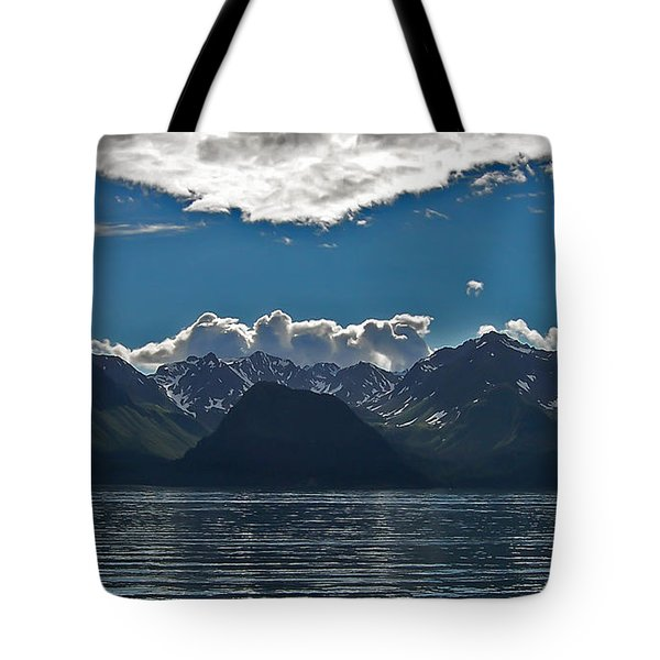 Bright And Cloudy Tote Bag by Aimee L Maher Photography and Art Visit ALMGallerydotcom