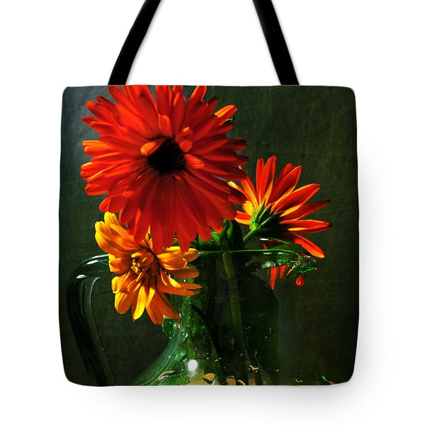 Bright And Dominant Tote Bag