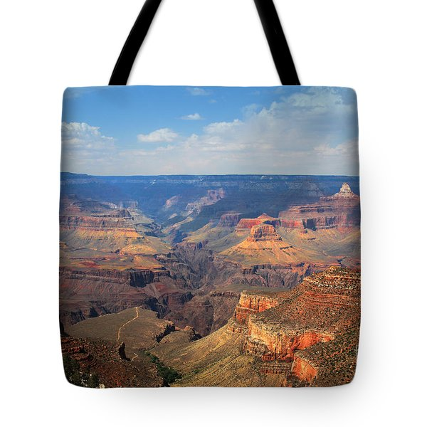 Bright Angel Trail Grand Canyon National Park Tote Bag
