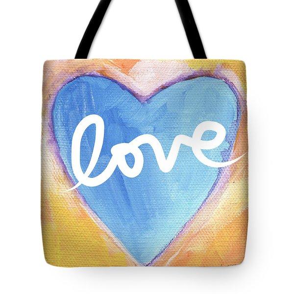 Bright Love Tote Bag