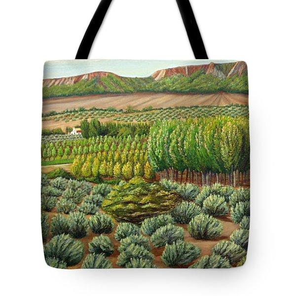Bright Morning In Alcudia Tote Bag