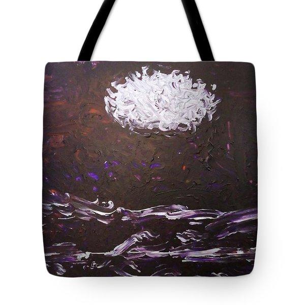 Bright Night Tote Bag