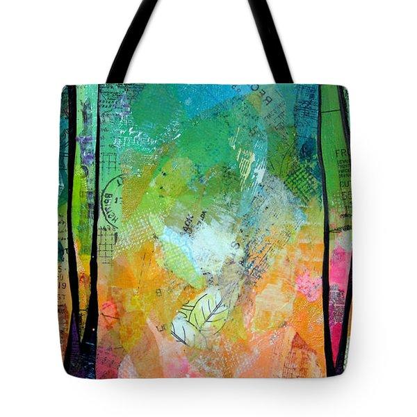 Bright Skies For Dark Days II Tote Bag