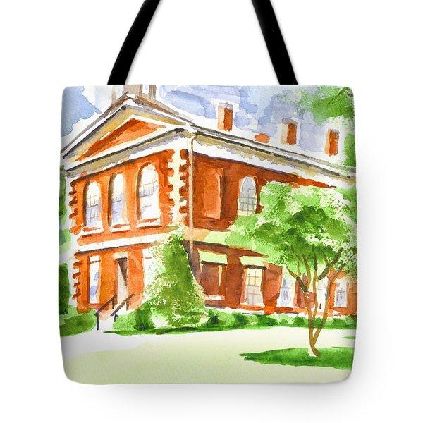 Bright Spring Day Tote Bag by Kip DeVore