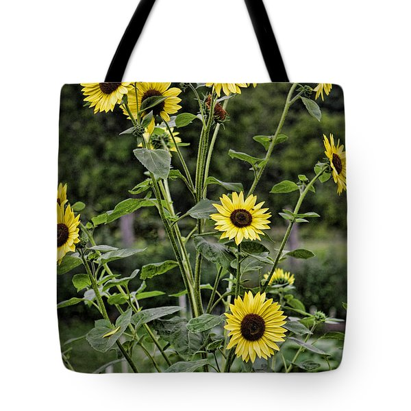 Bright Sunflowers Tote Bag