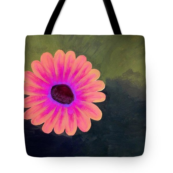 Tote Bag featuring the painting Brighten My Day by Elizabeth Sullivan