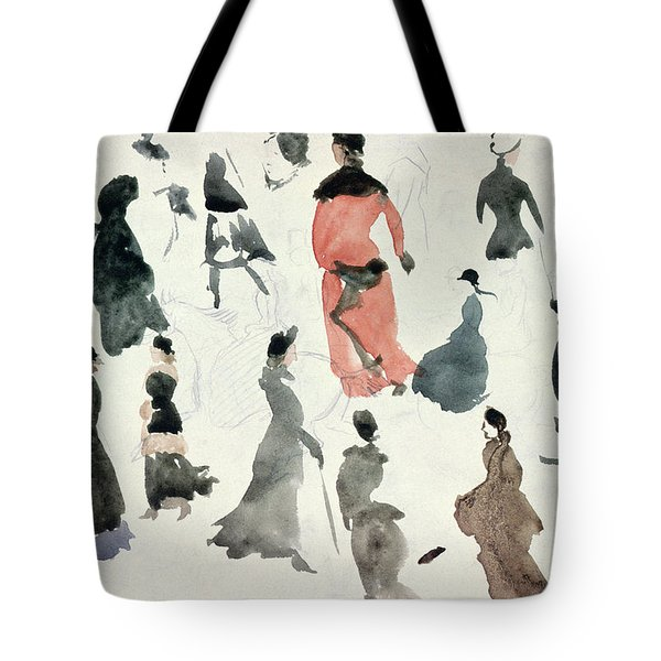 Brighton Ladies Tote Bag by Randolph Caldecott