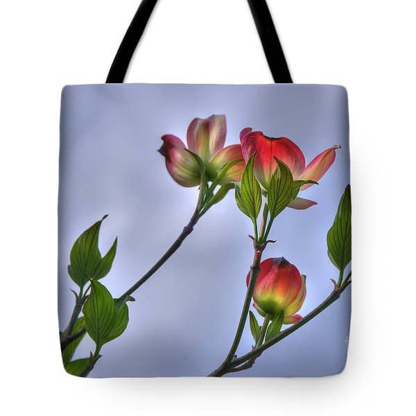 Brillant Springtime Tote Bag by Wanda Krack