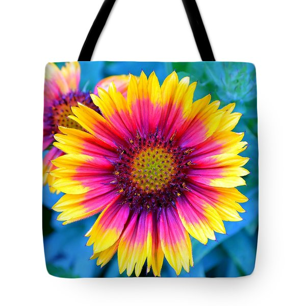 Tote Bag featuring the photograph Brilliance by Deena Stoddard