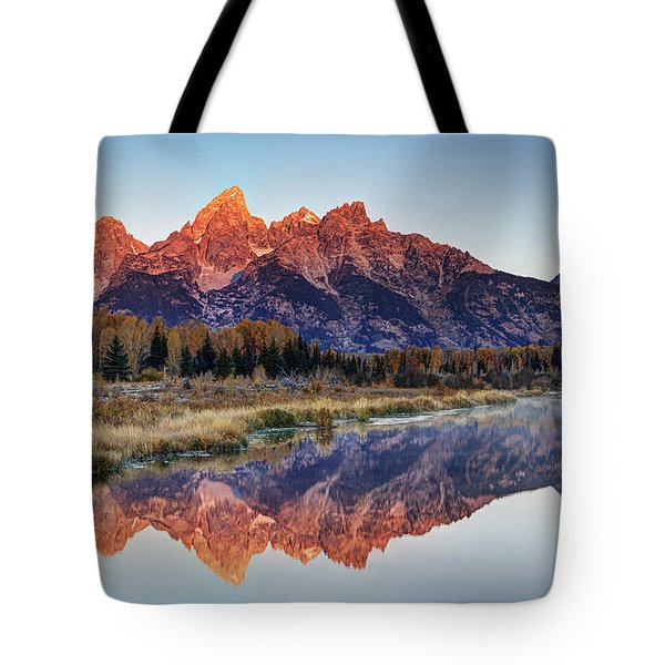 Brilliant Cathedral Tote Bag by Mark Kiver