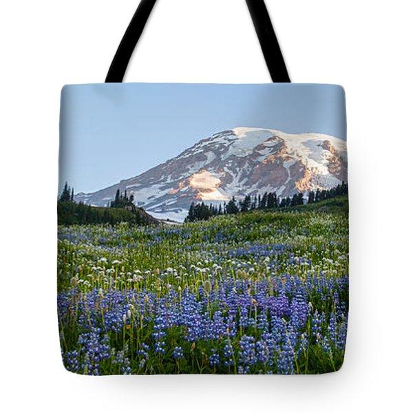 Brilliant Meadow Tote Bag