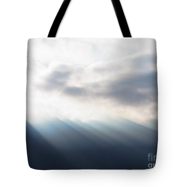 Bringer Of Light Tote Bag by Agnieszka Ledwon
