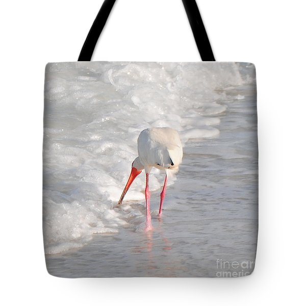 Bringing Up The Rear Tote Bag by Margie Amberge