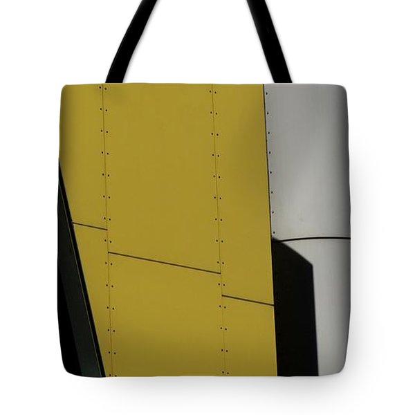 Brisbane Square Abstract 1 Tote Bag
