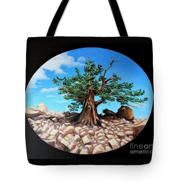 Bristlecone Pine Tote Bag