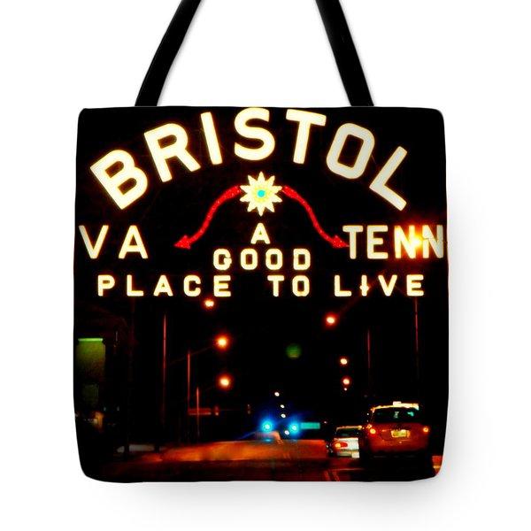 Bristol Tote Bag by Karen Wiles