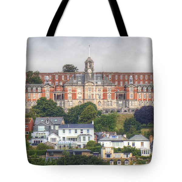 Britannia Royal Naval College Tote Bag