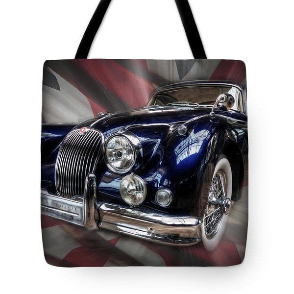 British Cat Tote Bag